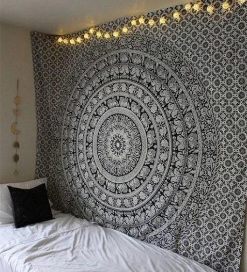 Mandala Wandtuch