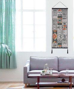 Afrikanischer Wandbehang