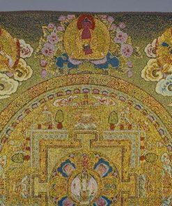 Tibetischer Ahnen Wandbehang